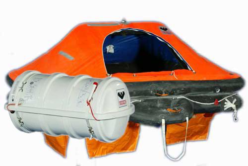 оборудование спасательной лодки